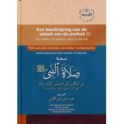 Een beschrijving van de salaah van de Profeet