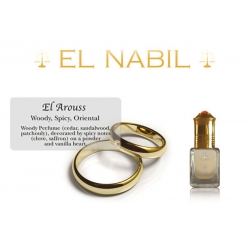 El Nabil parfum - El Arouss