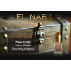 El Nabil parfum - Musc Secret