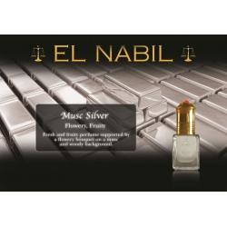 El Nabil parfum - Musc Silver