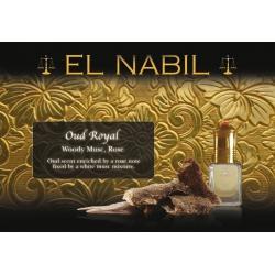 El Nabil parfum - Oud Royal