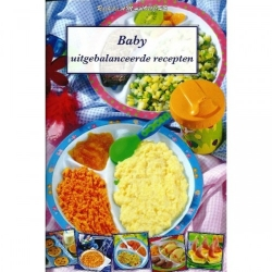 Baby uitgebalanceerde gerechten