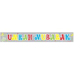 Banner Umrah Mubarak