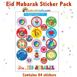 Eid Stickerpack 2