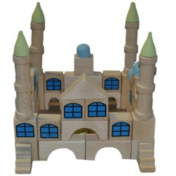 Moskee blokkendoos