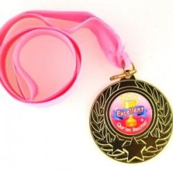 Medaille Koran reciteren meisjes