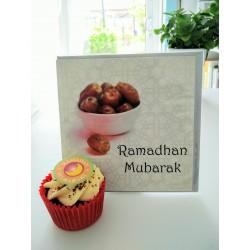 Kaartje Ramadan Mubarak Dadels