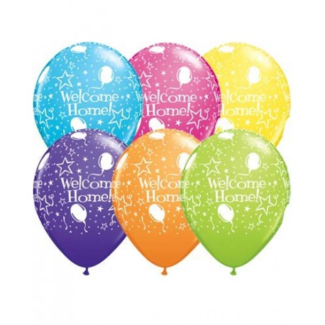 Welcome Home ballonnen