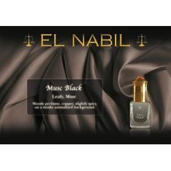 El Nabil parfum - Musc Black