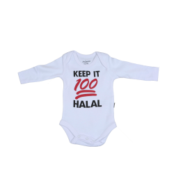 Rompertje Keep It 100 Halal