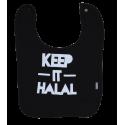 Slabbetje Keep It Halal