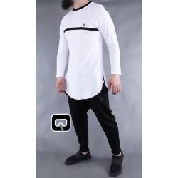 T-shirt lange mouw