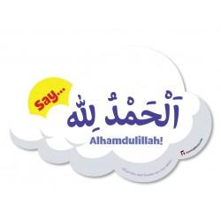 "Magneet ""Alhamdulilah"""