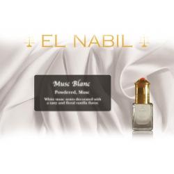 El Nabil parfum - Musc Blanc