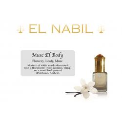 El Nabil parfum - Musc El Body