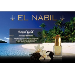 El Nabil parfum - Royal Gold