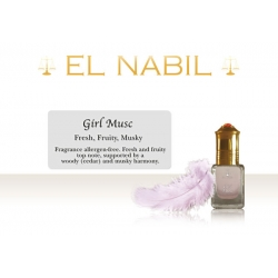 El Nabil parfum - Girl Musc
