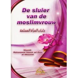 De sluier van de moslimvrouw
