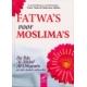 Fatwa\'s voor moslima\'s