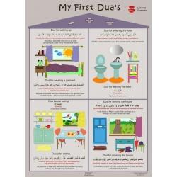 Poster Du'a - Smeekbeden