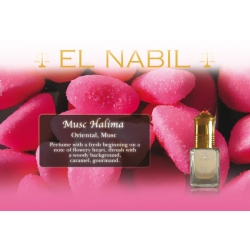 El Nabil parfum - Musc Halima