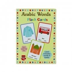 Arabische woorden speelkaarten
